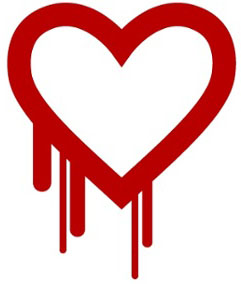 Heartbleed is a massive security flaw in the OpenSSL toolkit.