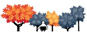 Autumn 2014 Google Doodle